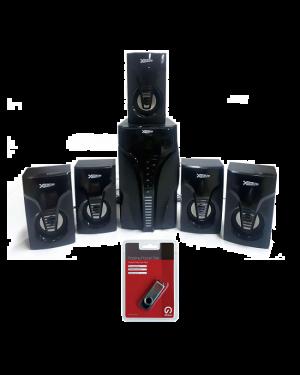 Xwave RM-AV9151 5.1 Multimedia Speaker BUNDLE @ KOKOPO BRANCH