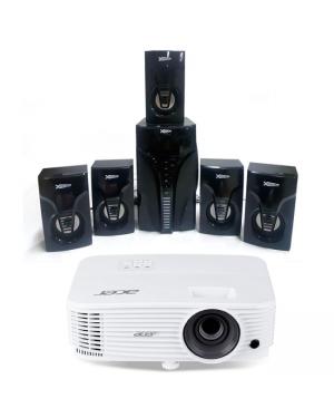 Acer MR.JPK11.008-WD5 P1150 3600 DLP SVGA Projector BUNDLE @ KOKOPO BRANCH