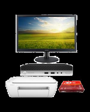 HP 4VT99PA 400 G4 DM i3 4GB 500GB W10P BUNDLE @ KOKOPO BRANCH