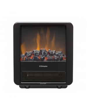 Dimplex MINICUBEB 1.5kW Mini Cube Electric Fire Black