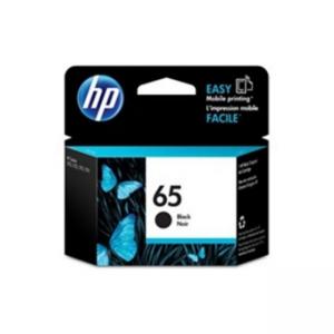 HP N9K02AA 65 Black Original Ink Cartridge