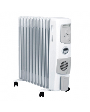 Dimplex OFC2400TIFW 2.4kW Oil Column Heater with Timer & Fan