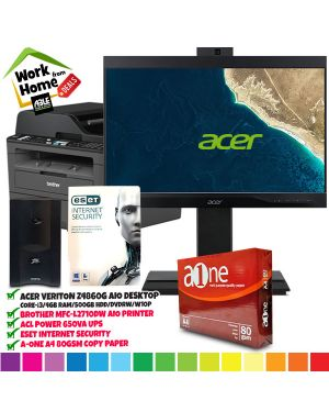 Work from Home Deals - Acer Desktop