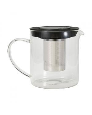 1L Glass Tea pot-Image 1