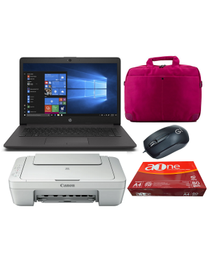 HP 245 G7 6VZ52PA AMD E2-9000e 14 8GB 1TB W10H BUNDLE @ POM BRANCH