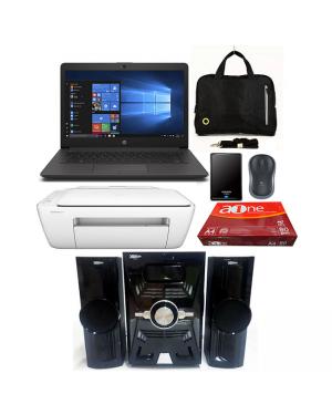HP 250 G7 6VV94PA Cel 15.6 4GB 500GB DVDRW W10H BUNDLE @ POM BRANCH