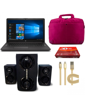 HP 250 G7 6VV93PA Cel N4000 15.6 4GB 500GB NoODD W10H BUNDLE @ POM BRANCH