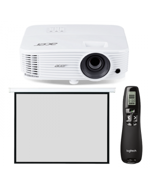 Acer MR.JPK11.008-WD5 P1150 3600 DLP SVGA Projector BUNDLE @ POM BRANCH