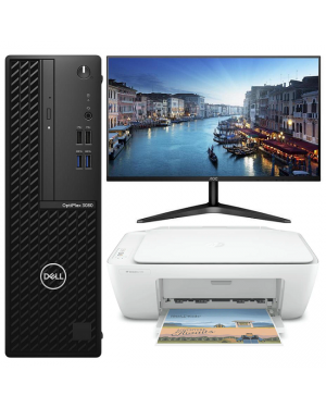 Dell Optiplex 3080 SFF i5-10500 8GB 1TB W10P BUNDLE @ POM BRANCH