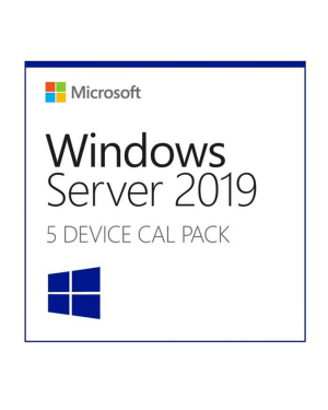 MS R18-05829 Win SVR 2019 5CLT Device CAL ENG 1PK DSP OEI