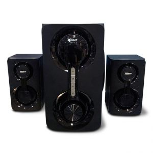 XWAVE RM-9150 2.1CH Multimedia Speaker