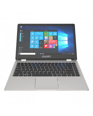 Leader SC346PRO 2 in 1 Convertible Cel 13.3T 4GB 64GB+240GBSSD W10P-Image 1