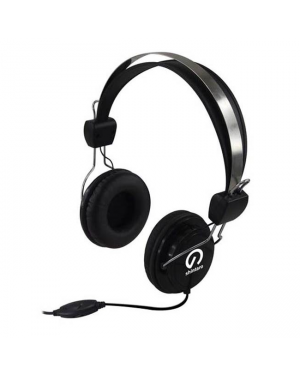 Shintaro SH-105M Stereo Headset w/Inline Mic