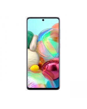Samsung Sm-A715Fzsdxsa Galaxy A71 Smartphone Silver-Image 1