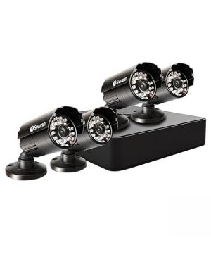 Swann SWDVK-415254-AU 4 Channel Mini Dvr 4 X Pro-615 Cameras-Image 1