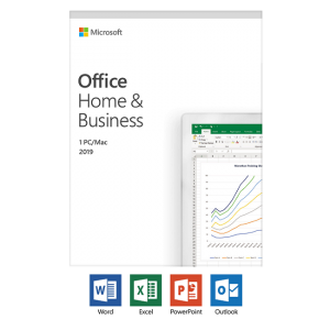 MS T5D-03251 Office 2019 Home and Business