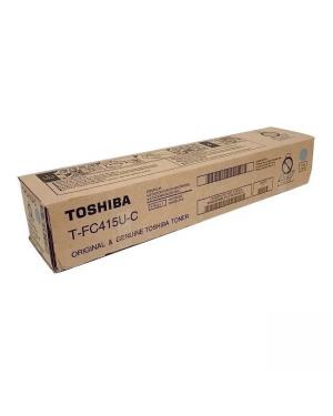 Toshiba TFC415C Cyan Toner