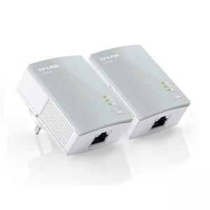 Tplink TL-PA411KIT Mini Powerline Ethernet Adapter Kit Image 2