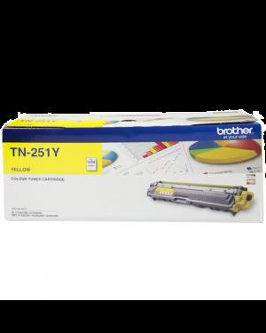 Brother TN251Y Yellow Toner