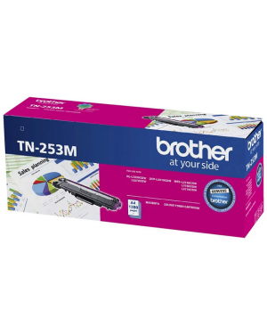 Brother TN-253M Magenta Toner