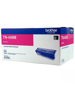 Brother TN-449M Magenta Toner
