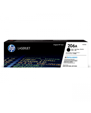 HP W2110A #206A Black Toner