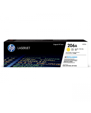 HP W2112A #206A Yellow Toner