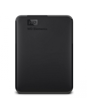 WD WDBU6Y0020BBK Elements Portable 2TB 2.5 USB3.0 HDD-Image 1
